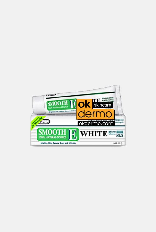 Smooth E® Plus White 100% Natural Cream By Dr.Smooth-E 30g - 60g