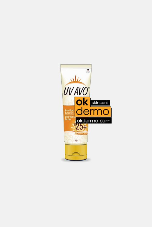 UV AVO® Sunscreen SPF 25+ Lotion By Menarini 30g