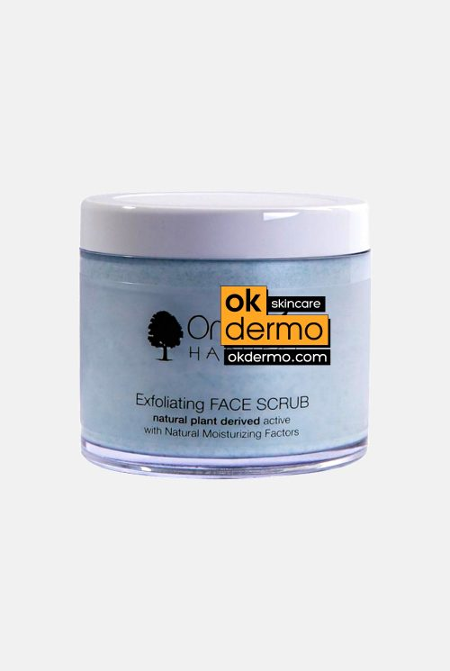 Exfoliating Face Scrub By Organic Harvest 50g