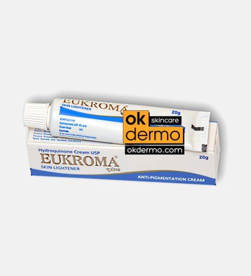 eukroma hydroquinone cream