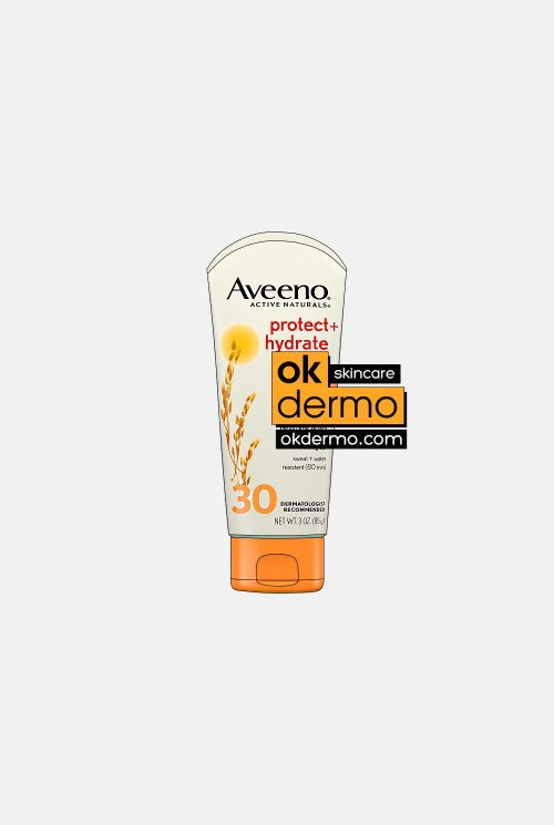 Aveeno Protect + Hydrate® Lotion Sunscreen SPF 30 / SPF 50 By Johnson&Johnson 85g