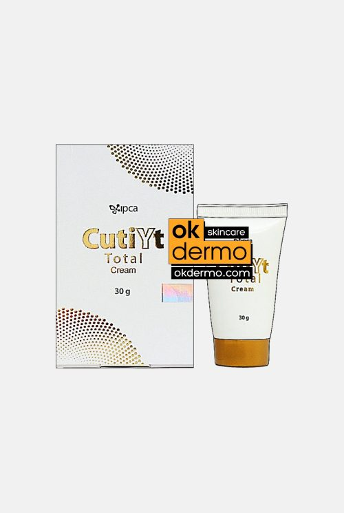 CutiYt Total® Rumex Occidentalis, Arbutin & Citric Acid Cream By IPCA Labs 30g