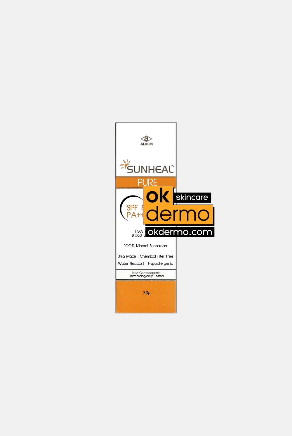 Buy Natural mineral sunscreen Cream