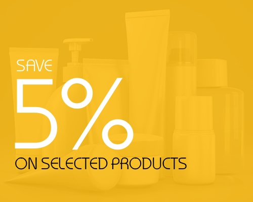 5% Discount Okdermo Store