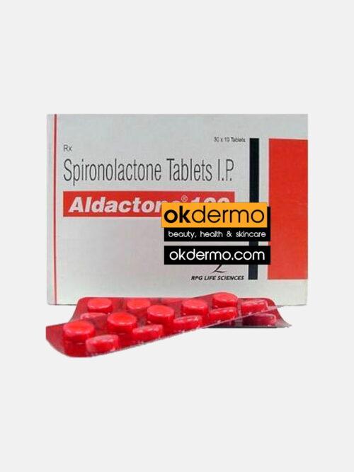 Buy Aldactone Spironolactone 100 mg online OTC