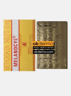 Methoxsalen tablets for vitiligo buy online
