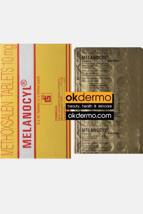 Methoxsalen tablets for vitiligo buy online