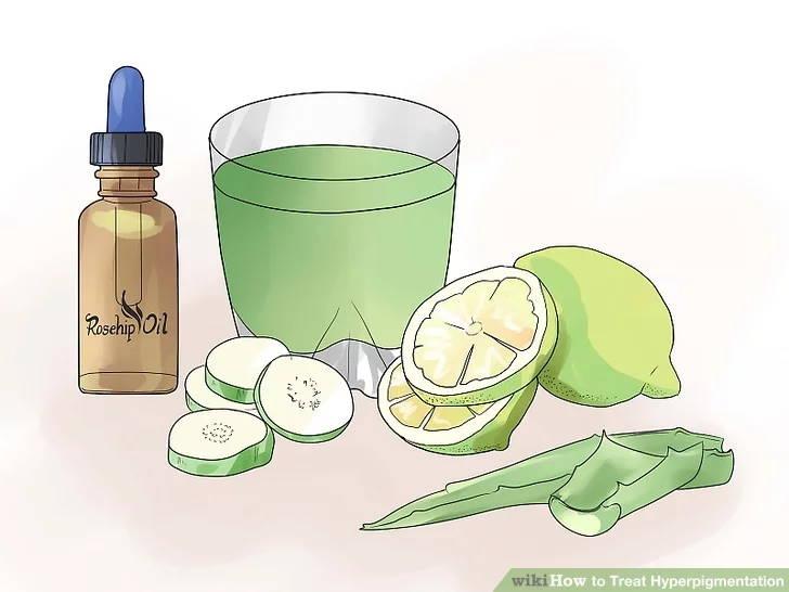 Step-six Hyperpigmentation treatment