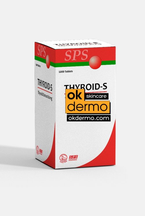 thyroid s tablets, desiccated thyroid extract