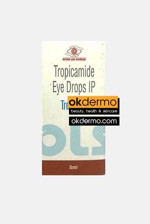 mydriacyl eye drops , tropicamide eye drop , tropicacyl eye drops
